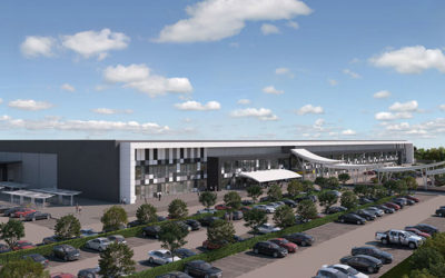 Prospero, Ansty Obtains Planning Consent For £130m Meggitt Building