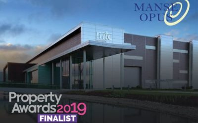Manse Opus shortlisted at the Property Week Awards 2019