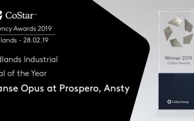 Manse Opus win at the CoStar Awards 2019!