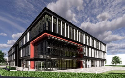 Cadent agrees to take a purpose built 90,000 sq.ft office building at Prospero Ansty, from Manse Opus
