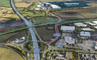 Prospero Ansty Park: connecting you to the future