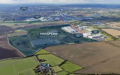 Discover Prospero Ansty: A prime location for market leading businesses