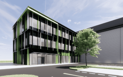 Manse Opus to develop purpose built £50m scheme for Kite Packaging at Prospero Ansty Park
